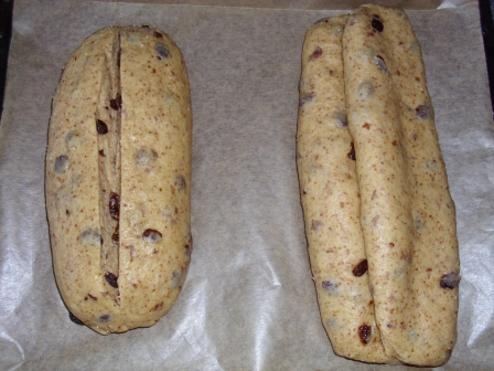 Stollen Nach Dresdner Art Brotbackforum Die Hobbybäckerei