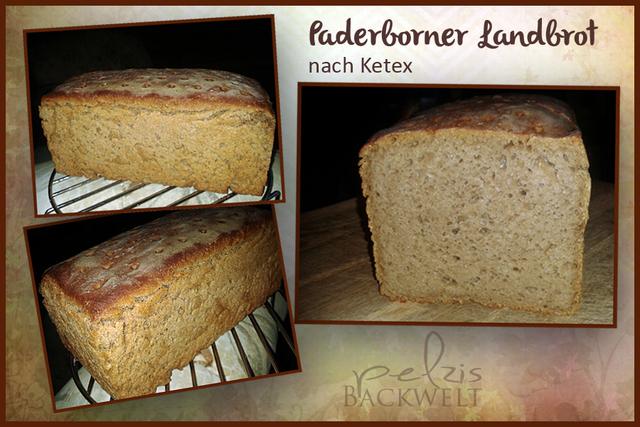 Paderborner Landbrot • Brotbackforum - Die Hobbybäckerei -